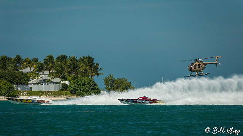 Key West World Championship Power Boat races photos by Bill Klipp