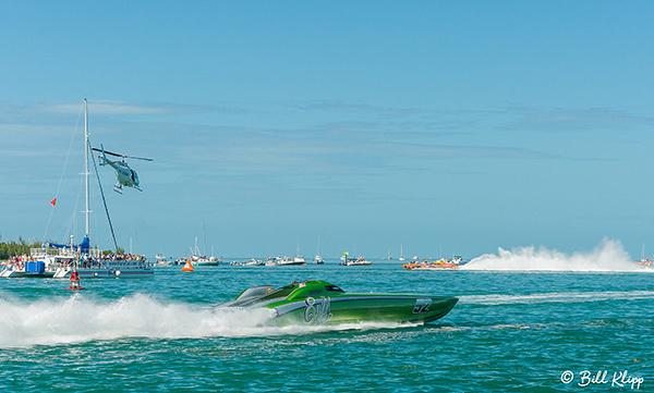 Key West World Championship Powerboat race photos by Bill Klipp