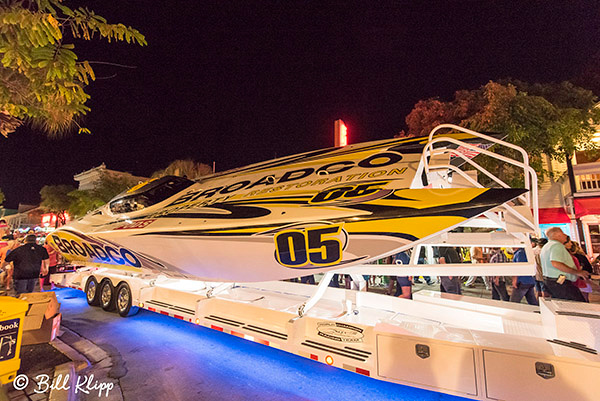 Key West World Championship Powerboat race photos by Bill Klipp